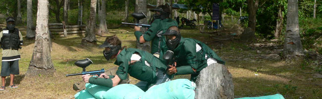 activities puerto galera paintball