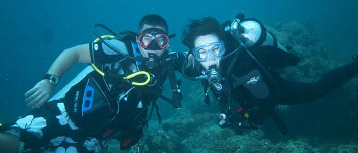 activities puerto galera