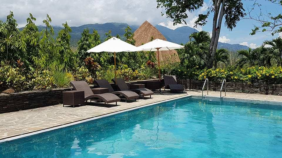 Utopia Resort Puerto Galera Swimming Pool